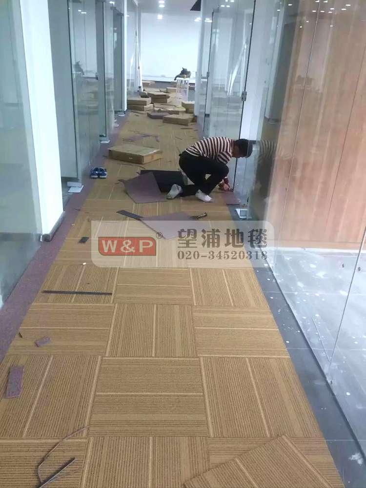 猴年1号单 办公室方块地毯 造型设计